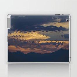 paisaje intervenido2 Laptop & iPad Skin