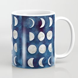 Moon phases Coffee Mug