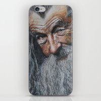 gandalf iPhone & iPod Skins featuring gandalf  by Frageroux