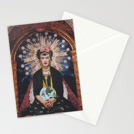 Queen Frida Stationery Cards