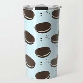 Double biscuits Travel Mug