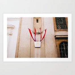 Innere Stadt - Vienna, Austria - #26 Art Print