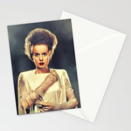 Elsa Lanchester, Actress Stationery Cards
