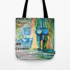 Familiar Protection Tote Bag