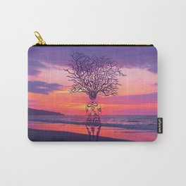 Sea of lonely hearts by #Bizzartino Carry-All Pouch