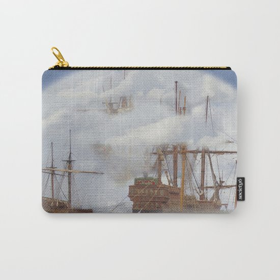 Cloudships Carry-All Pouch