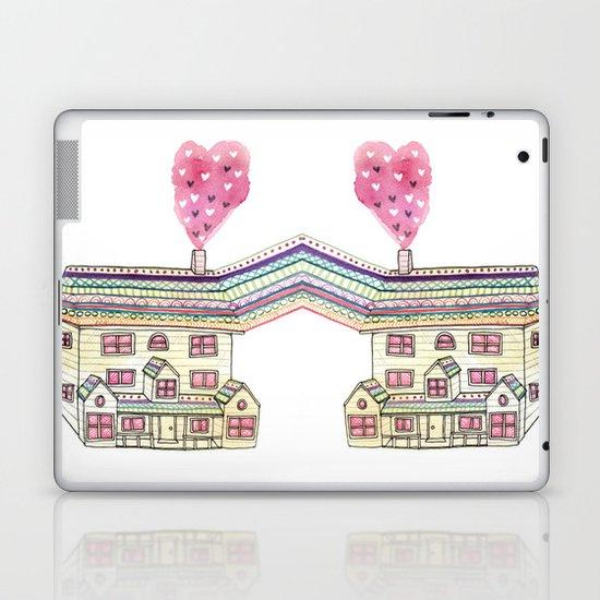 Dream Home Laptop & iPad Skin