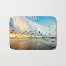 Morning Flight Bath Mat