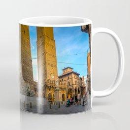 Bologna, Italy Two Towers or Due Torri Coffee Mug