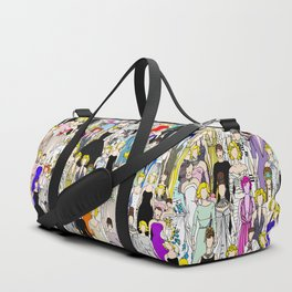 Punks Two Duffle Bag
