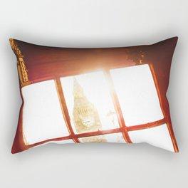 big ben in london Rectangular Pillow