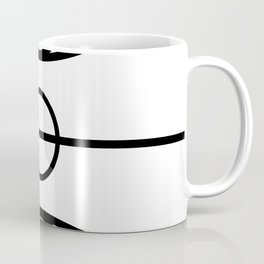 Basketball Court Coffee Mug