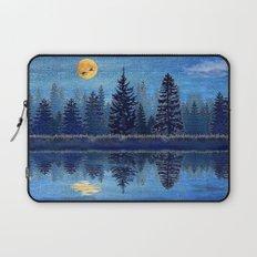 Denim Design Pine Barrens Reflection Laptop Sleeve