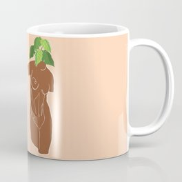 Planters in the Nude Coffee Mug