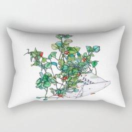 Plantae Alley 1 Rectangular Pillow