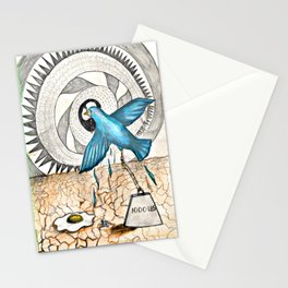 Mandala of Sadness Stationery Cards