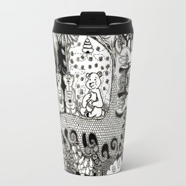 Bee World Travel Mug