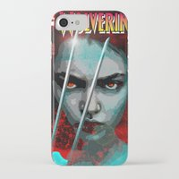 comic book iPhone & iPod Cases featuring Comic Book Cover by iArtMike