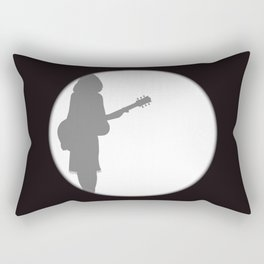Performer Spotlight Rectangular Pillow