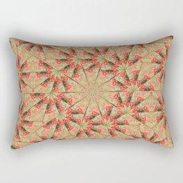 Beautiful day lily kaleidoscope Rectangular Pillow
