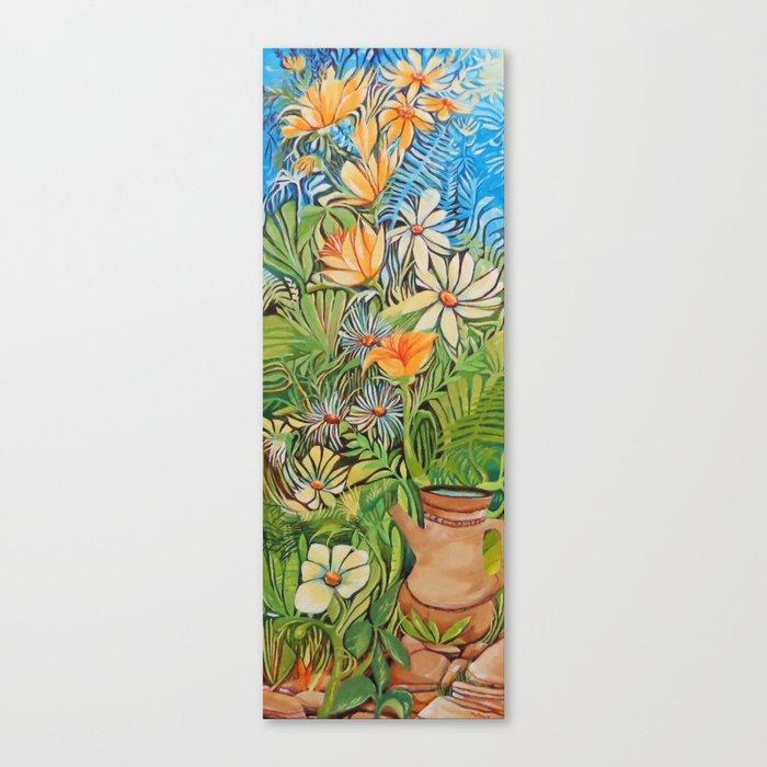 Luxuriante Canvas Print