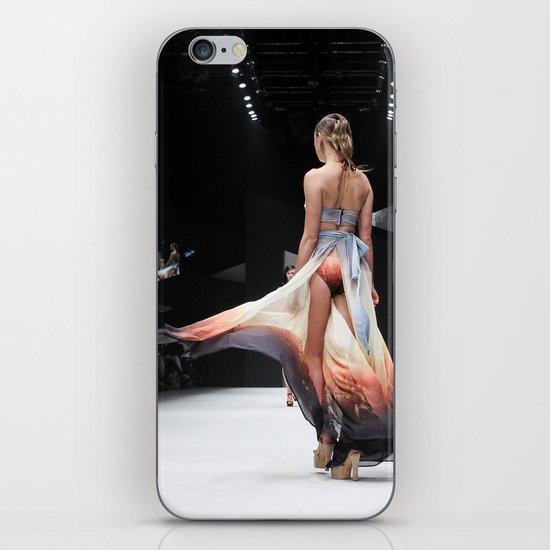 Back Down the Runway iPhone & iPod Skin