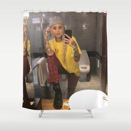 Kehlani 17 Shower Curtain