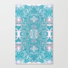 tranquil tunnel Canvas Print