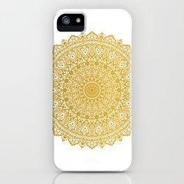 Beautiful Mandala iPhone Case