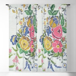 La Bouquet Blackout Curtain