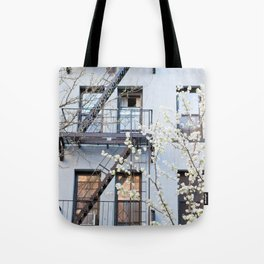 Brooklyn Spring Tote Bag