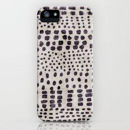 linen Liza iPhone Case