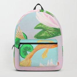 Happy Koi Backpack