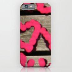live.love.laugh. Slim Case iPhone 6s