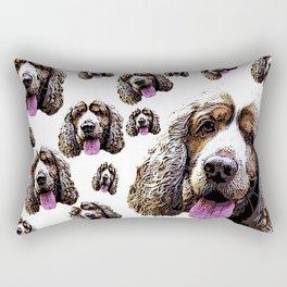 Hi meet Gavin Rectangular Pillow