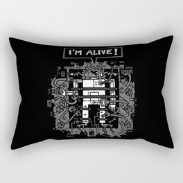 Alive Rectangular Pillow