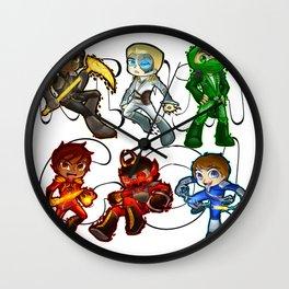 Ninjago- Ninja Wall Clock