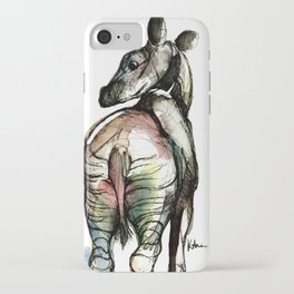 Shy iPhone Case