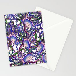 Riptide_invasion Stationery Cards