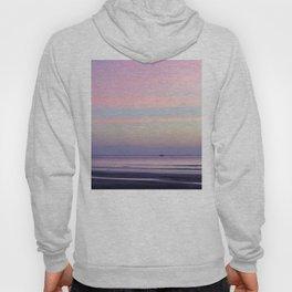 Serene ocean sunset Hoody