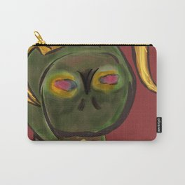 Teen Skull Carry-All Pouch