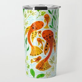 Gypsy Fish Travel Mug