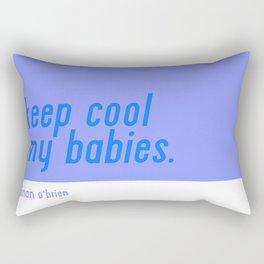 Keep Cool Rectangular Pillow