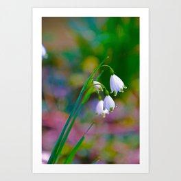 Spring Impression 2 Art Print