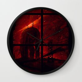 The Otherside Wall Clock