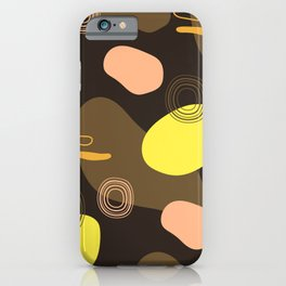 Happy Spring Day iPhone Case