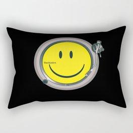 Acid Technics - Music / Deejay Rectangular Pillow