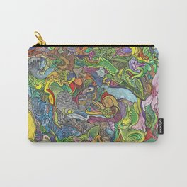 Mental Chaos Carry-All Pouch