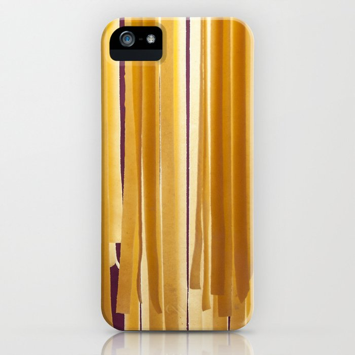 Sundried stripes iPhone Case