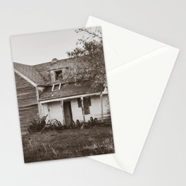 Abandoned Farmstead, North Dakota 7 Stationery Cards